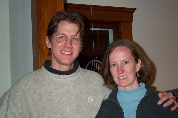 Karl Kattchee and Moira McDermott